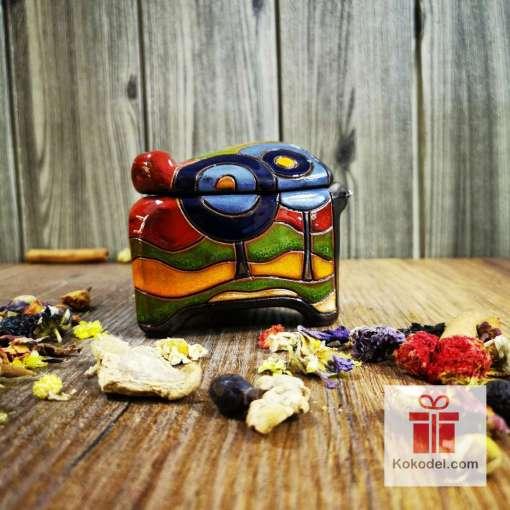 керамична кутийка за бижута