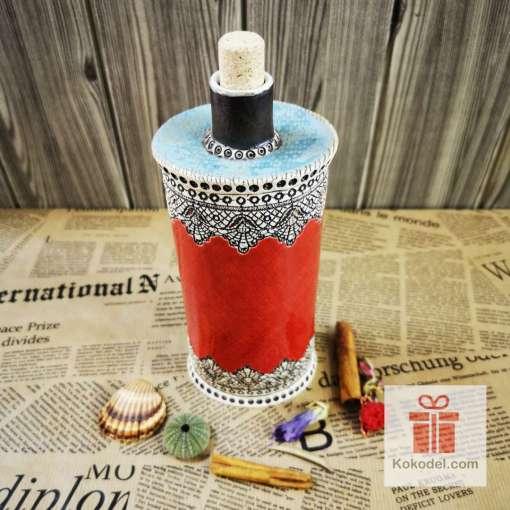 керамична бутилка