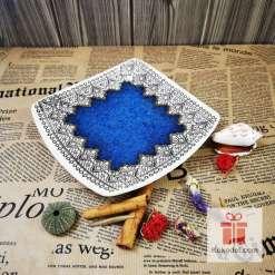 керамична чиния елеганс