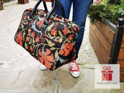 Пътна чанта Мотиви 012