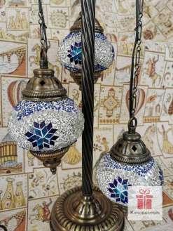 Настолна лампа Мозайка 017