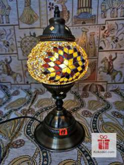 Настолна лампа Мозайка 019