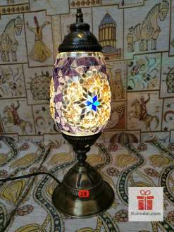 Настолна лампа Мозайка 028