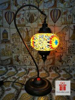 Настолна лампа Мозайка 033