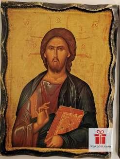 Репродукция икона 034 Исус Христос