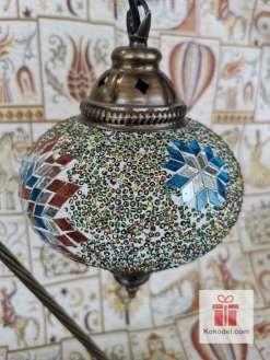 Настолна лампа Мозайка 034