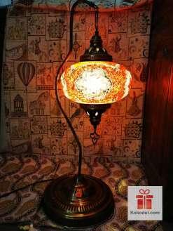 Настолна лампа Мозайка 035