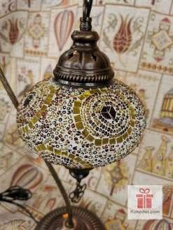 Настолна лампа Мозайка 039