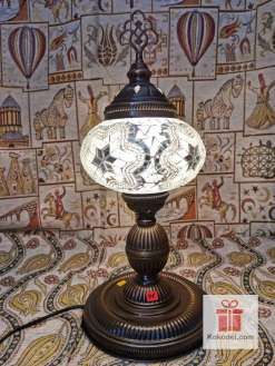 Настолна лампа Мозайка 041