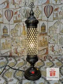 Настолна лампа Мозайка 043