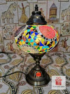 Настолна лампа Мозайка 044