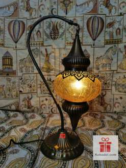 Настолна лампа Мозайка 054