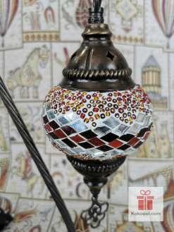 Настолна лампа Мозайка 056