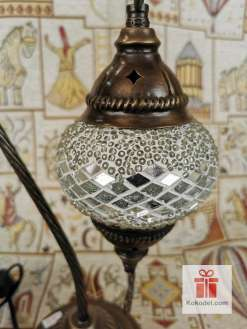Настолна лампа Мозайка 057