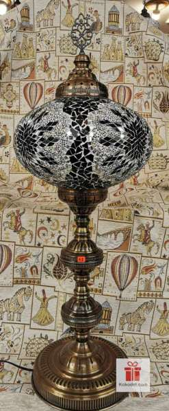 Настолна лампа Мозайка 061