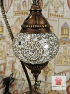 Настолна лампа Мозайка 067