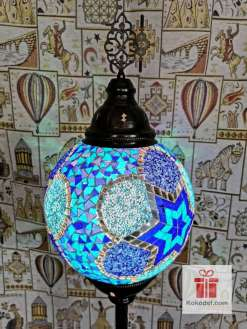Настолна лампа Мозайка 074