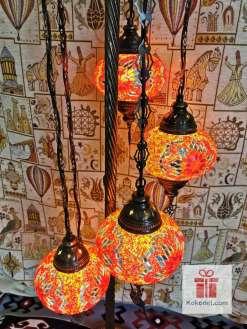Настолна лампа Мозайка 075