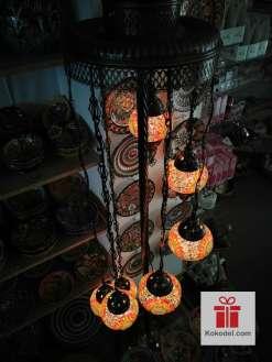 Настолна лампа Мозайка 076