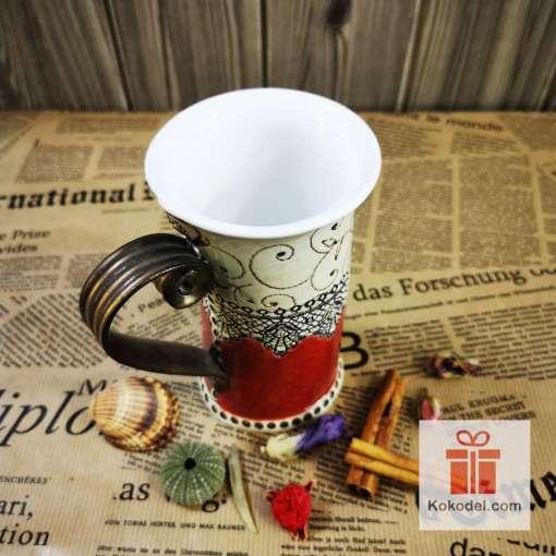голяма чаша за чай