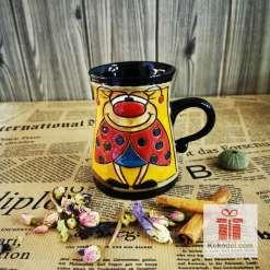 Забавна керамична чаша Калинка