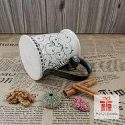 Чаша за кафе или чай Елеганс - коприна