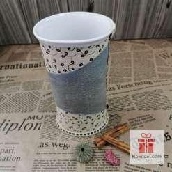 Керамична ваза Елеганс - феерия