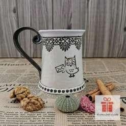 Чаша за кафе или чай Елеганс - добра новина