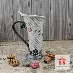 Чаша за кафе или чай Елеганс - феерия