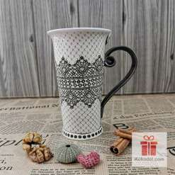 Чаша за чай Елеганс - Mega size