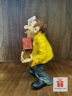Забавна Статуетка Брокер