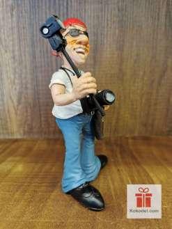 Забавна статуетка Фотограф