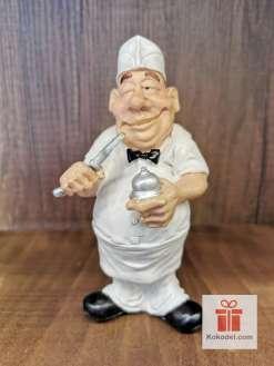 Забавна Статуетка Майстор-готвач