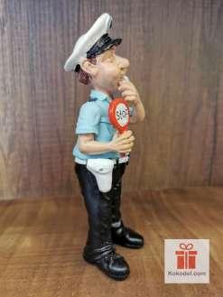Забавна Статуетка Полицай