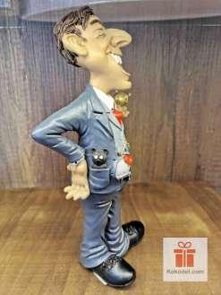 Забавна Статуетка Борсов агент