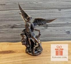 Статуетка Архангел Михаил - Бронз