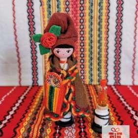 кукла Овчарче с мускал