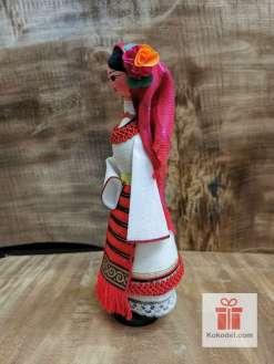 Кукла с българска носия 016