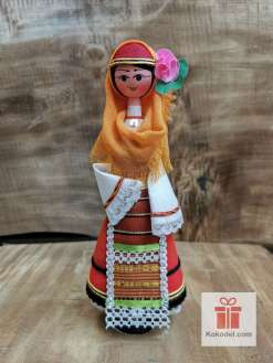 Кукла с българска носия 019