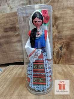 Кукла с българска носия 021