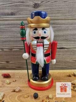 Лешникотрошач - дървена фигура - играчка