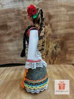 Кукла с българска носия 022