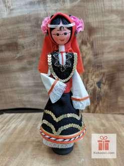 Кукла с българска носия 024