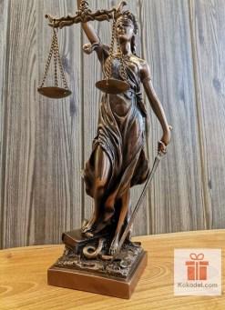 Статуетка Темида - Бронз