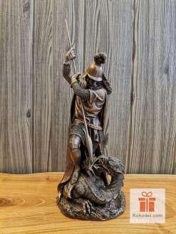 Статуетка Свети Георги - Бронз