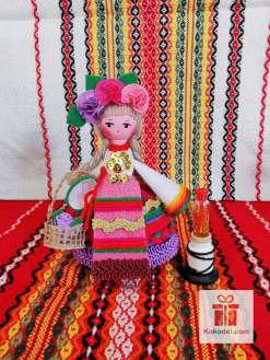 Кукла Розоберачка с мускал