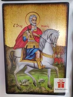 Репродукция икона 059 Св. Мина