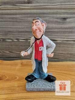 Забавна Статуетка Лекар