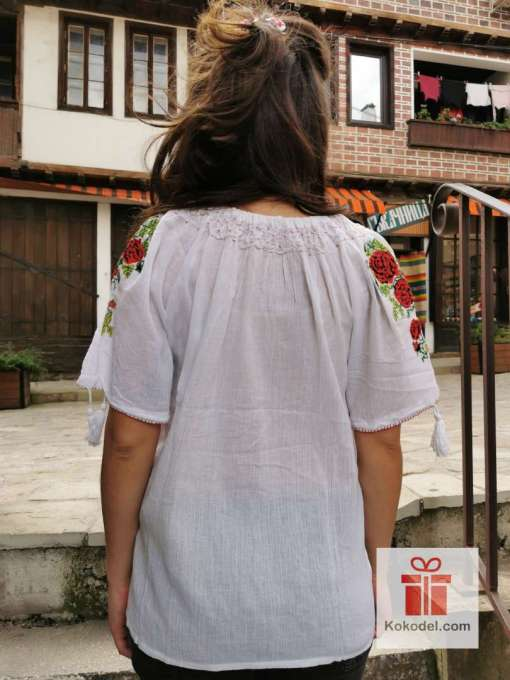 Риза бродерия Рози 04