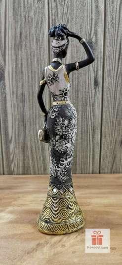 Статуетка фигура Африканка 25см.